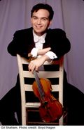 Gil Shaham 1 - photo credit Boyd Hagen